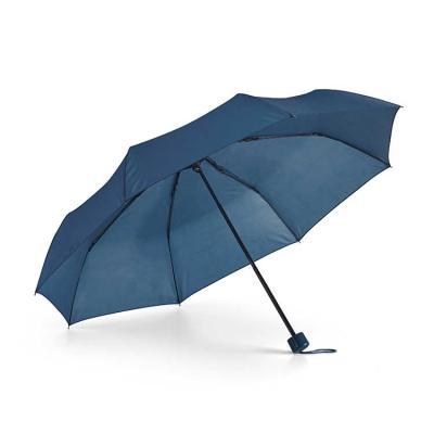 Compacto, o guarda-chuva curto manual personalizado é uma dica de brinde promocional bastante úti...