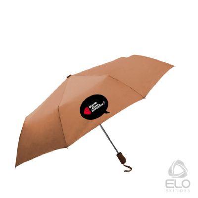elo-brindes - Guarda-chuva automático abre e fecha