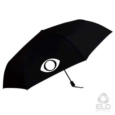 Elo Brindes - Guarda-chuva portaria dobrável automático