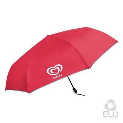 elo-brindes - Guarda-chuva portaria dobrável automático
