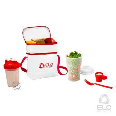 elo-brindes - Kit Bolsa Térmica 5,4 L + 2,4 L