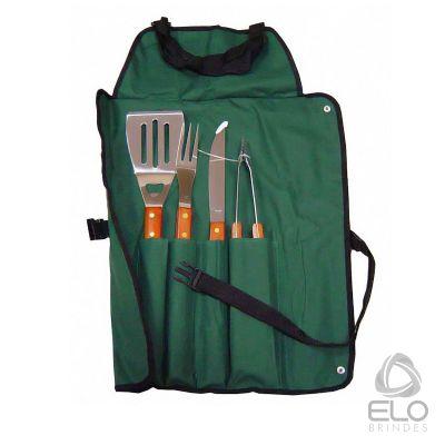 Elo Brindes - Kit para churrasco.