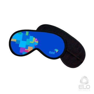Elo Brindes - Máscara para dormir personalizado.