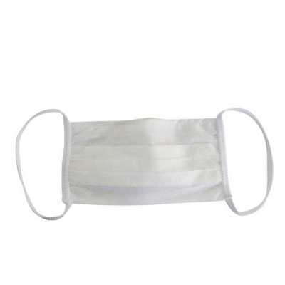 Máscara de TNT tecido triplo