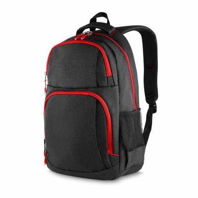 Disponível na cor azul, preta ou vermelha, conta com 2 bolsos na frente, 2 bolsos laterais, porta...