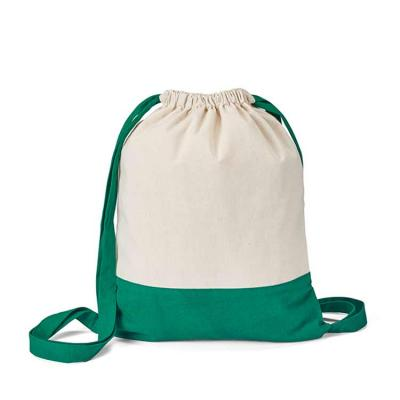 Mochila saco sustentável personalizada