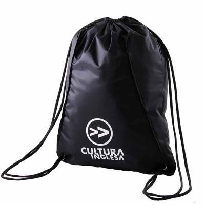 A mochila saco personalizada é uma ótima dica de produto para promover e divulgar sua marca com e...