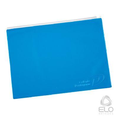 Elo Brindes - Pasta envelope, em PVC All Clear