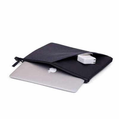 Fabricada em polyester, a pasta para notebook personalizada é uma atraente opção de produto para ...