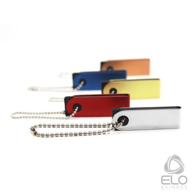 elo-brindes - Pen drive em metal.