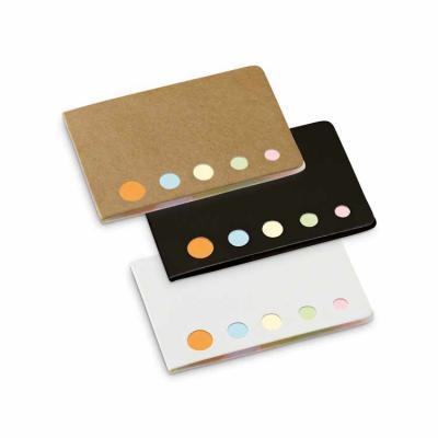 Super compacto e com ótimo custo benefício, o bloco de anotações conta com blocos de 5 conjuntos:...