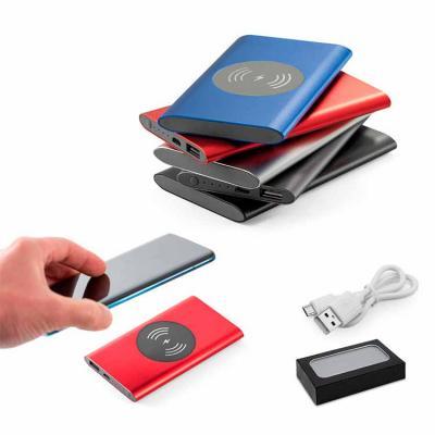 Super compacto, o carregador portátil em alumínio cabe no bolso. Ele vem com bateria de lítio de ...