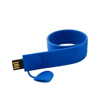 Super coloridas, as pulseiras pen drive personalizadas agradam em cheio ao público jovem, que car...