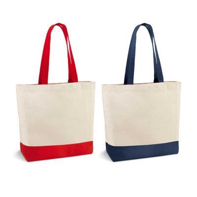 Com a sustentabilidade como valor primordial, a sacola personalizada é ideal para marcar campanha...