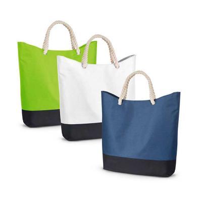 A sacola de praia personalizada é uma ótima opção de brinde promocional para seu evento ou campan...