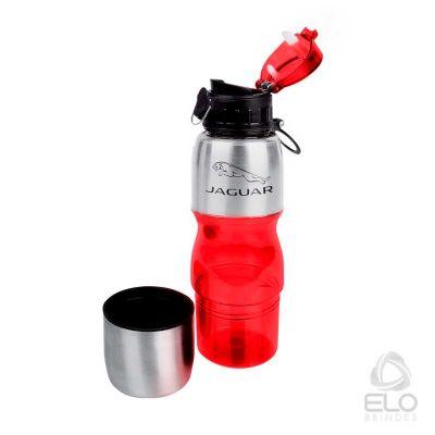 elo-brindes - Squeeze com copo de 200 ml