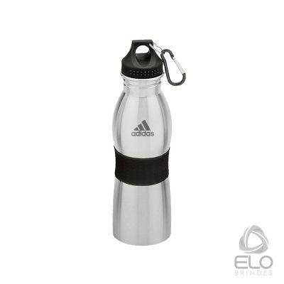 elo-brindes - Squeeze de inox com capacidade de 600ml.