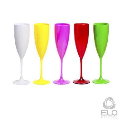 Taça de champanhe - Elo Brindes