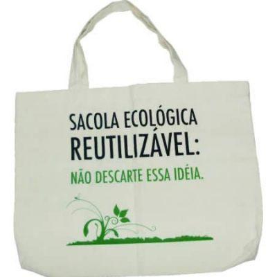 globo-brindes - Ecobag