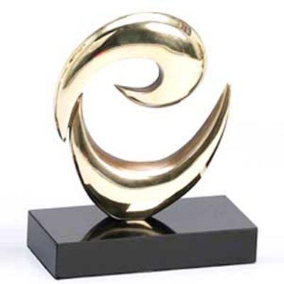 Formas do Fogo - Escultura personalizada