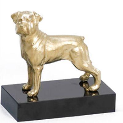 formas-do-fogo - Troféu Personalizado em bronze fundido - Modelo Cachorro. Premie com bom gosto e criatividade.