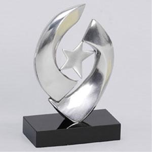 formas-do-fogo - Troféu Personalizado com Estrela.