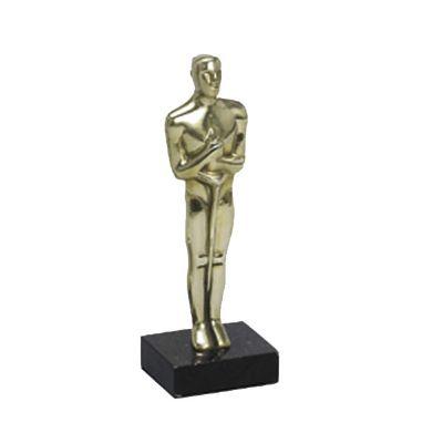 formas-do-fogo - Troféu Personalizado - Modelo Oscar Hollywood.