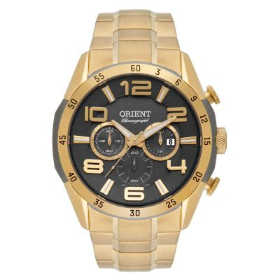 Orient Relogios - Relógio Masculino Orient Multifunção