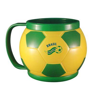 Polymark Produtos Promocionais - Mugball 400ml, caneca em formato de bola 300 peças