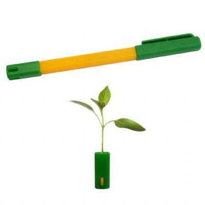 Polymark Produtos Promocionais - Caneta em plástico biodegradável, com base de amido.
