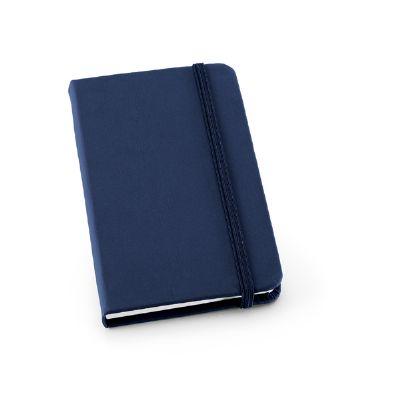 Polymark Produtos Promocionais - caderneta tipo Moleskini