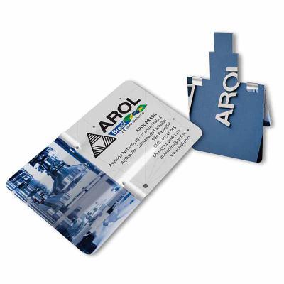Pen drive card slim card de 4 GB - Promoline Brindes Personalizad...