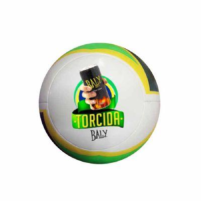 promoline-brindes-personalizados - Bola de futebol oficial PU Microline Fusion 10 Gomos