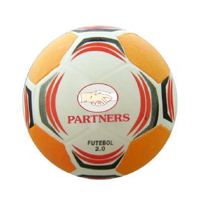 promoline-brindes-personalizados - Bola Futebol EVA Matrizada Grafismos Silk 14 Gomos