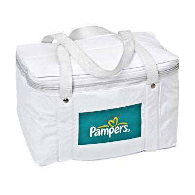 Promoline Brindes Personalizados - Bolsa térmica 14 litros 32x21x20 cm