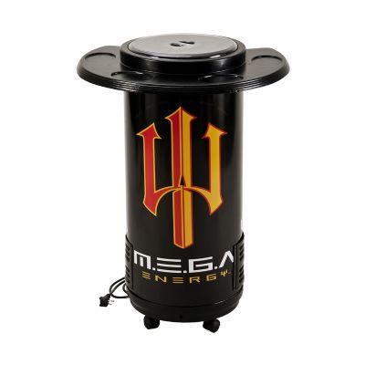 Promoline Brindes Personalizados - Cooler elétrico energético c/ balcão 70 latas