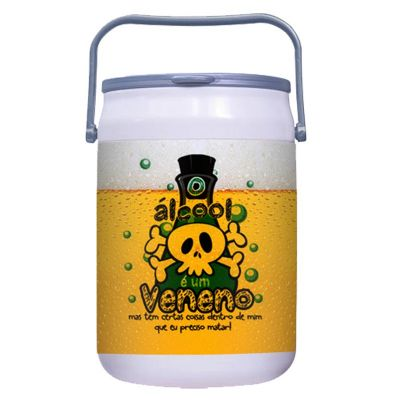 promoline-brindes-personalizados - Cooler isotérmico inter para 16 latas