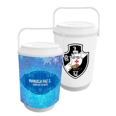 promoline-brindes-personalizados - Cooler isotérmico mini p/ 6 latas