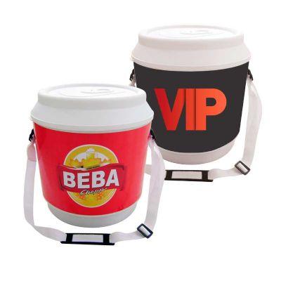 promoline-brindes-personalizados - Cooler isotérmico maxi para 24 a 30 latas