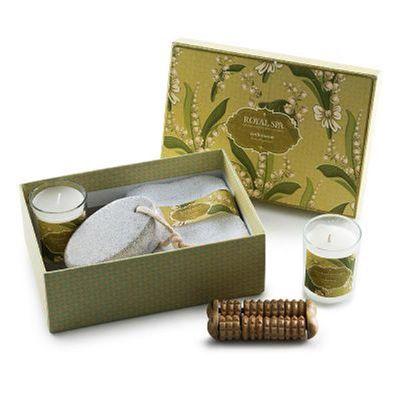 Promoline Brindes Personalizad... - Kit SPA Relachante 5x1