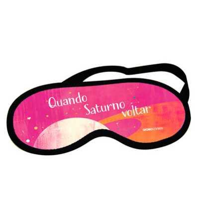 promoline-brindes-personalizados - Máscara de Dormir em Iso Flex Sublimado