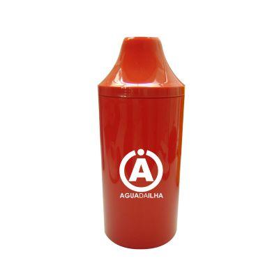 promoline-brindes-personalizados - Porta-garrafa de cerveja térmico 600 ml.
