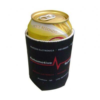 promoline-brindes-personalizados - Porta lata em neoprene sublimado