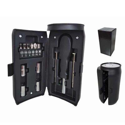 Kit mini ferramentas - Queen's Brindes