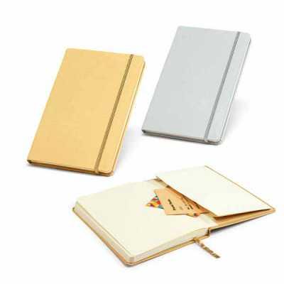 Caderno capa dura - Queen's Brindes