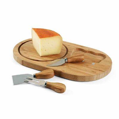 Tábua de queijos - Queen's Brindes