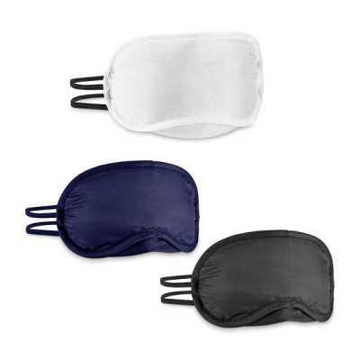 Máscara para dormir. 190T. Interior almofadado. 185 x 90 mm - Queen's Brindes