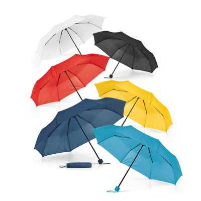 queens-brindes - Guarda-chuva dobrável