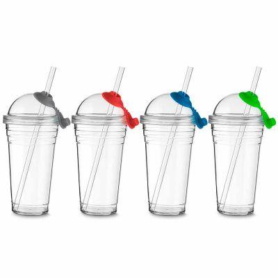 queens-brindes - Copo plástico