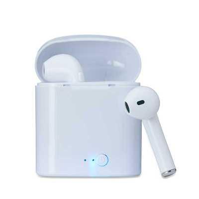 queens-brindes - Fone Bluetooth com Case Carregador